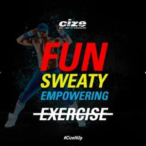 cize-workout-poster
